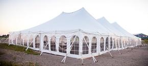 אוהל אבלים ענק